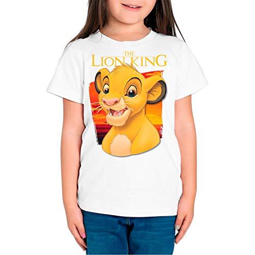 Camiseta Cine Niña - Unisex El Rey...