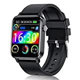 Judneer Smartwatch, Orologio Fitness con 1.4 Pollici Touchscreen a Colori Smart Watch, Imp...