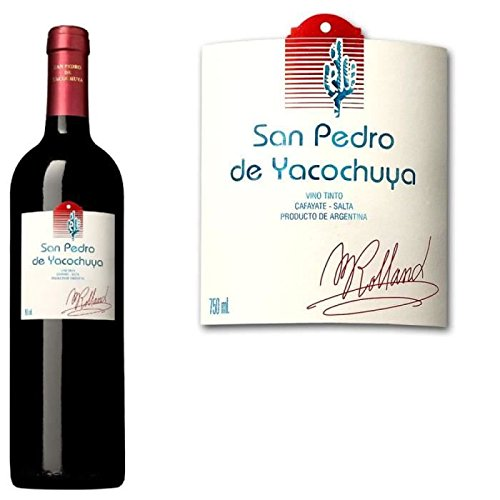 San Pedro de Yacochuya Red 2017 750ml