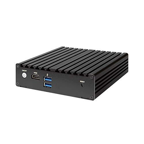 OPNsense Fanless Compact Open Source Freebsd Firewall Solution