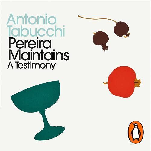 Pereira Maintains cover art