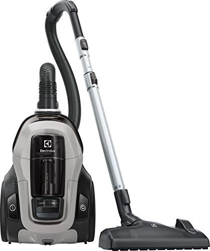 Electrolux PC91-4MG Pure C9 Aspirateur sans Sac, 700 W, 16 litres, 72 décibels, Acier, Gris minéral