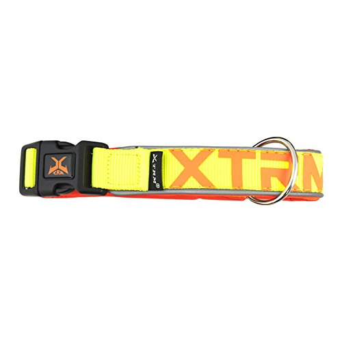 Nayeco collar x-trm neon flash amarillo