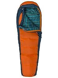 Marmot Banzai Trestles 35 Sleeping Bag Kids Mandarin Orange/Denim