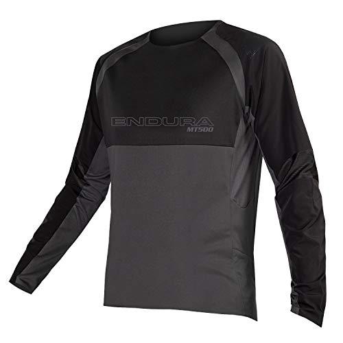 Endura MT500 Burner L/S Jersey II Farbe schwarz Gb. XL