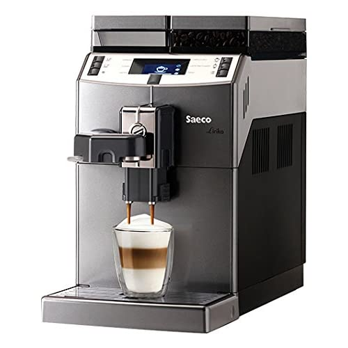 Saeco Lirika One Touch Titan 10004768 Macchina Caffè Espresso Automatica 43x22x51cm