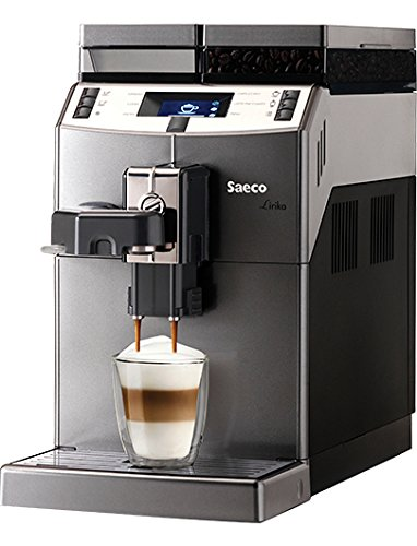 Saeco Lirika One Touch Cappuccino Titan Espresso/Coffee Machine