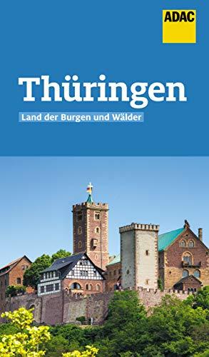 ADAC Reiseführer Thüringen: Der Kompakte mit den ADAC Top Tipps und cleveren Klappenkarten