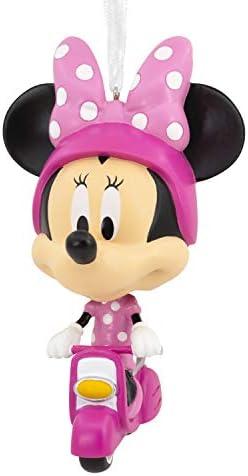 Hallmark Christmas Ornament Disney Minnie Mouse Bouncing Buddy product image