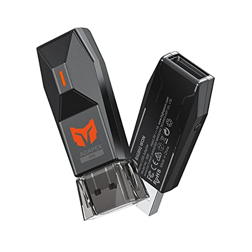 BIGBIG WON Kabelgebundener Controller Adapter für Xbox Series X/S |Xbox One 1/x/s|Xbox Elite 1/2|Dualsense|PS4|Switch Pro Controller kompatibel mit Switch/Windows10 PC/PS4/PS5 Plattform