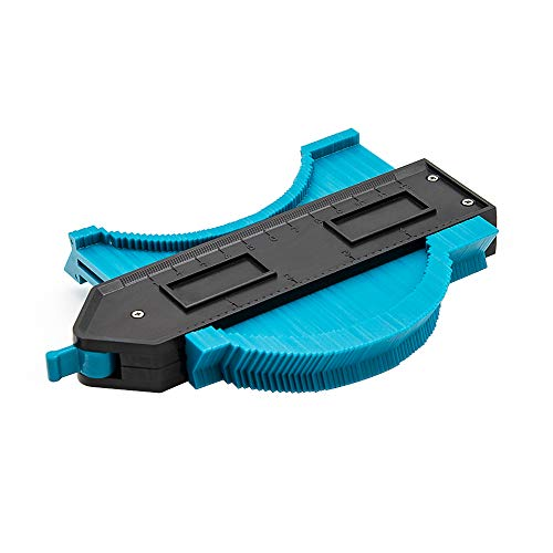 Kunststoff-Konturmessgerät, Sonkir Unregelmäßiger Profilkopiermesser Präziser Messduplikator für multifunktionales Messwerkzeug