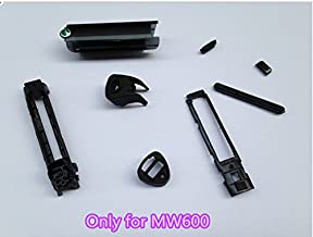 Replacement Repair Part Set Part for Sony Ericsson MW600 Bluetooth Headsets Color Black