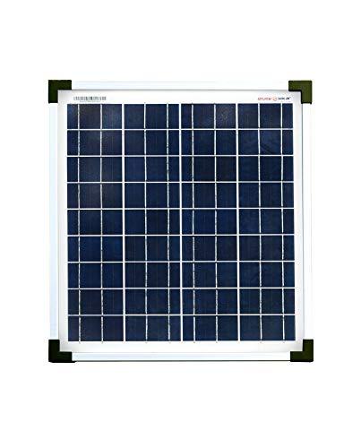 Disfrute del panel solar policrystalino poli 12V 36V de alta calidad, 20 W, 12 V