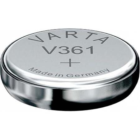 Varta Batterien Electronics V361 Lithium Knopfzellen Elektronik