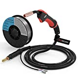 YESWELDER MIG Welding Gun Torch Stinger 100Amp 10ft(3m) Replacement for Lincoln Magnum 100L K530-5&Flux Core Mig Wire