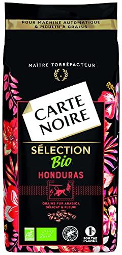 Carte Noire Sélection Honduras, Café en Grains Bio Pur Arabica, Paquet de 500 g