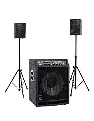 KAT Percussion 400 Watt 2.1 Stereo Drum Sound System