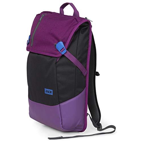 AEVOR Daypack - erweiterbarer Rucksack wasserabweisend - Bichrome Mystic