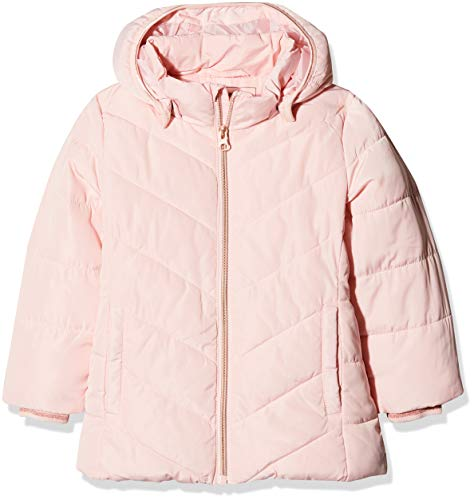 Name It Nmfmil Puffer Jacket Camp Blouson, Rose Strawberry Cream, 92 Bébé Fille