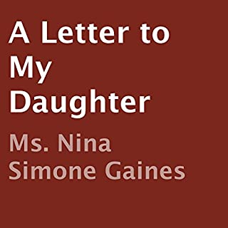 A Letter to My Daughter cover art