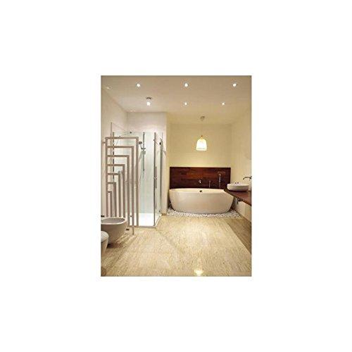anapont Raumteiler, Trennwand, Badheizkörper, Designheizkörper Angus, weiß, hochwertig, erhältlich (1780h x 680b)