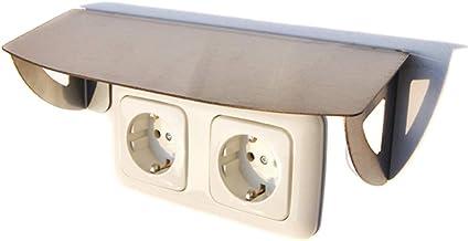 Beschermdak voor huisintercominstallatie voor stopcontact, spatbescherming, afdekking, bescherming tegen weersinvloeden, l...