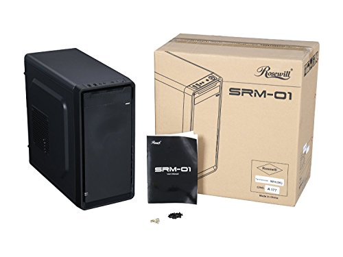 Build My PC, PC Builder, Rosewill SRM-01