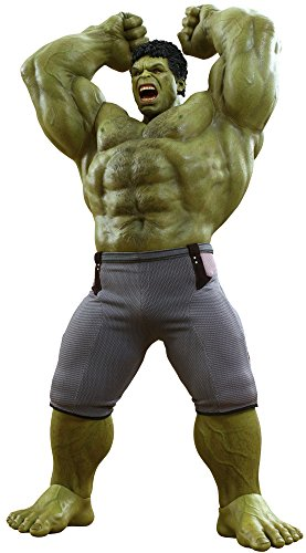 Hot Toys- Marvel Heroes Figurine, HTMMS287