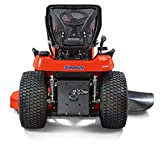 Simplicity 2691339 Conquest Mower, Riding, Tractor, Orange