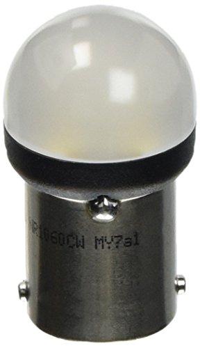 OSRAM NR1060CW-02B Neolux LED Retrofit 6000K-BA15S (R10W) -12V/1.2W-Set de 2 pièces, Blanc