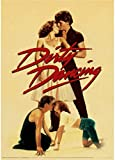 ZENGXIAOYUN Classic Movie Dirty Dancing Poster Für
