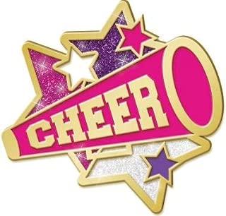 Crown Awards Cheer Pin - 1