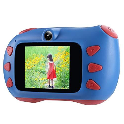 Cámara para niños, cámaras digitales para niños, pantalla HD de 2 pulgadas, cámara digital para niños, regalo creativo de cumpleaños, mini cámara recargable