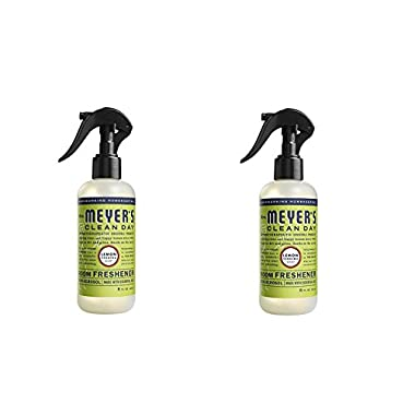 Mrs. Meyer's Clean Day Room Freshener Lemon Verbena -- 8 fl oz,pack of 2