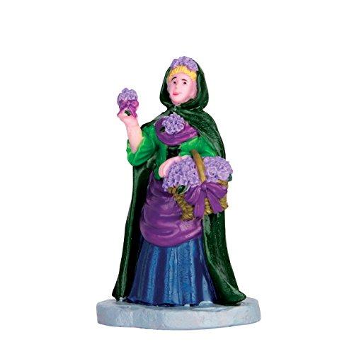 Lemax - Violet Vendor
