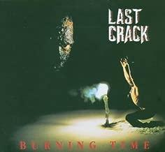 last crack burning time