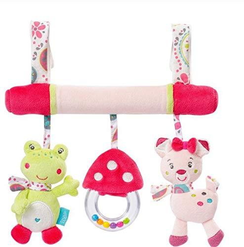 lili-nice Plüschtierekawaii Neugeborenes Babyspielzeug 0-1 Jahre Altes Babybett Um Das Bett Anhänger Hängende Bettglocke Weiches Tier Baby Rasseln Spielzeug Ringglocke