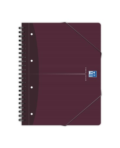 Oxford 353002226 - Meetingbook DIN A4, kariert