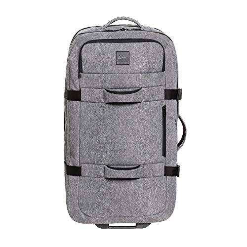 Quiksilver New Reach 100L - Luggage One Size Light Grey Heather