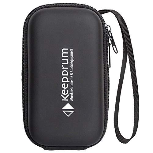 Keepdrum Softcase draagtas beschermhoes voor audiorecorder