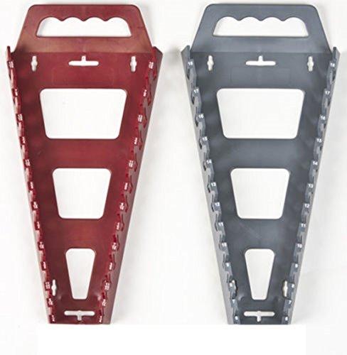 Hansen 2pc SAE & METRIC Quick Pik Wrenches Rack Organizer Holder USA 5301 5302 TKT-11