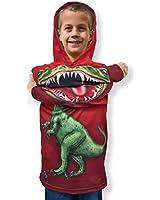 MouthMan Child Raptor Hoodie T...