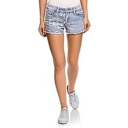 cf35479bd Los mejores 10 Shorts Mujer Jeans - Guía de compra, Opiniones y ...