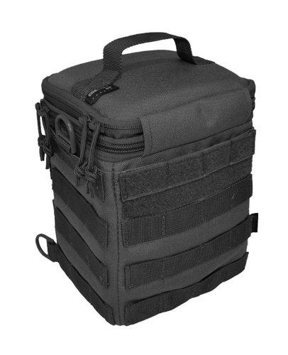 HAZARD 4 Forward Observer SLR Padded Camera Bag with Molle - Black
