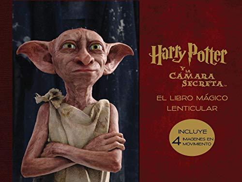 El libro mágico lenticular de Harry Potter y La cámara secreta