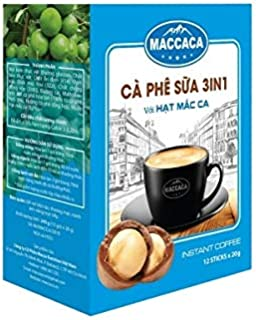 Maccaca Instant Coffee, 240 g