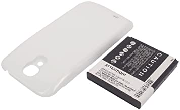 Replacement Battery for Samsung Galaxy S4, Galaxy S4 LTE, GT-I9500, GT-i9502, GT-i9505 (5200mAh)