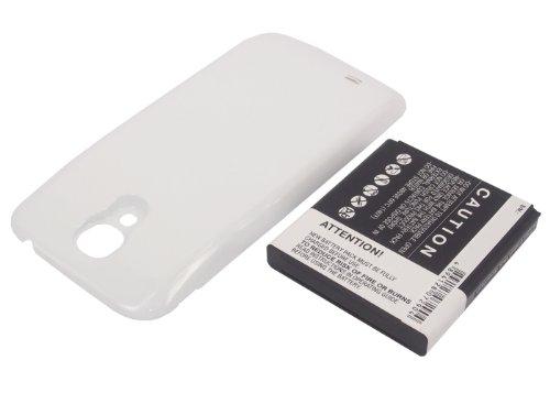 CS-SMI950WL Batería 5200mAh Compatible con [Samsung] Galaxy S4, Galaxy S4 LTE, GT-I9500, GT-i9502, GT-i9505 sustituye B600BE, para B600BU