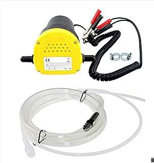 comprar comparacion 12V 60W bomba de transferencia 250L / hora extractor de aceite líquido bomba de succión diesel de la succión para el coche...