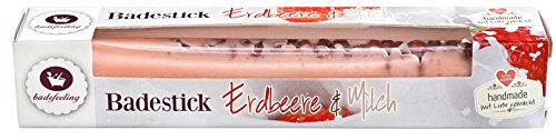 Badefeeling Badestick 50 g - Erdbeere & Milch